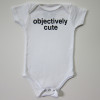 'Objectively Cute' infant onepieces are real!